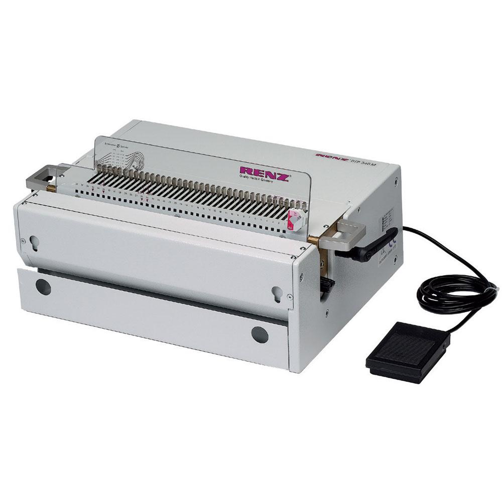 Renz DTP 340 M Punching Machine, Renz Punching Machines