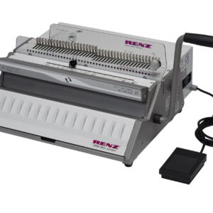 Renz SRW 360 Comfort Binding Machine