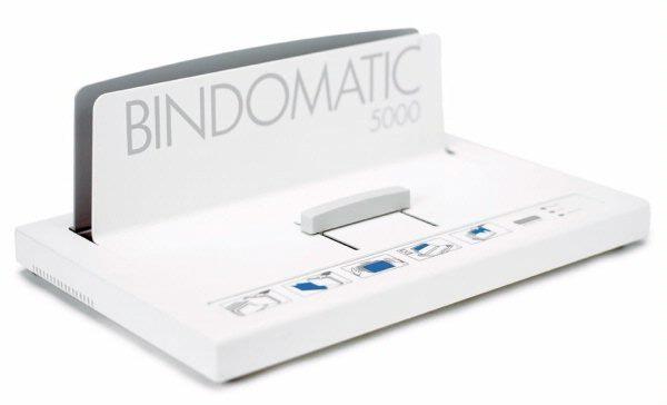 Renz BINDOMATIC 5000 Thermal Binding Machine