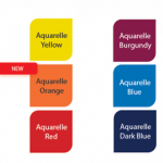 Renz Bindomatic® Aquarelle Thermal Binding Covers 3