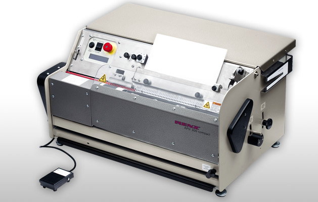 Renz APSI 300 Compact Coil Inserting Machine