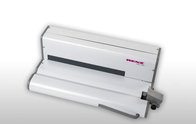 Renz CBS 340 Coil Inserting Machine