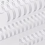 A4 3:1 Renz Original Cut Wire Binding 2