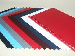 Leathergrain Embossed Binding Covers (250gsm) 1