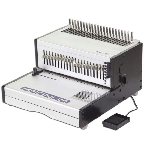 MEC21 Magnum Electric Comb Binder