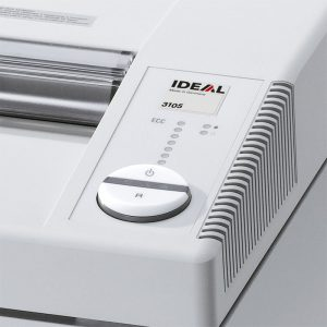 Ideal 3105 Shredder