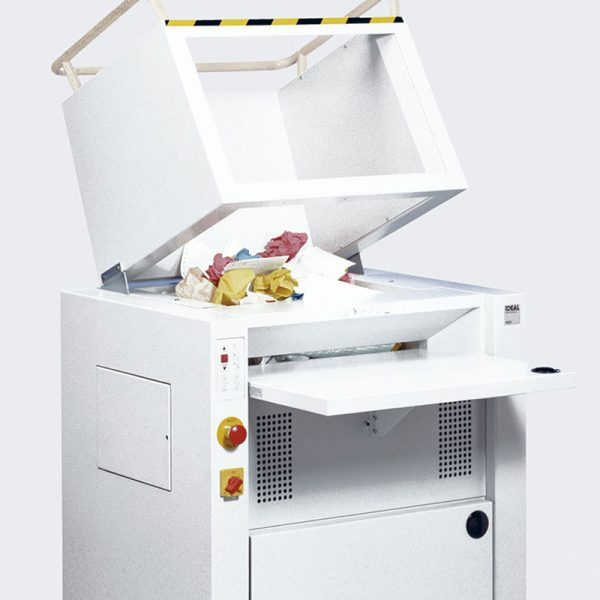 Ideal 4605 Shredder