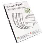 YouBind Printable Binding Combs