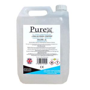5L Purex Hand Sanitiser Gel
